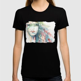 Masked Boho T-shirt