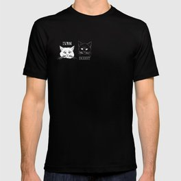 Ivan and Dobby Collegiate Inverse T-shirt