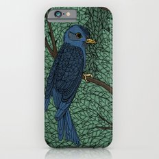 Blue Birds Slim Case iPhone 6s