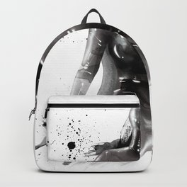 Fetish painting Backpack