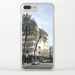Sevilla Clear iPhone Case