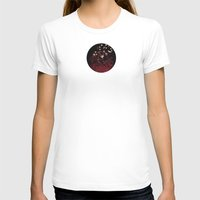 fireworks T-shirts featuring Fireworks by Loaded Light Photography