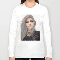 xoxo Long Sleeve T-shirts featuring XOXO by Sara Eshak