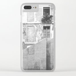 Farewells Clear iPhone Case