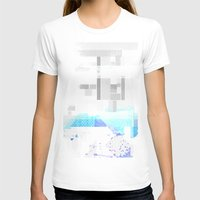 fog T-shirts featuring Fog by allan redd