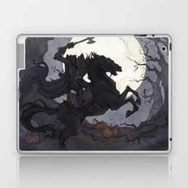 The Headless Horseman Laptop & iPad Skin