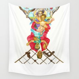 Jay Bey Wall Tapestry