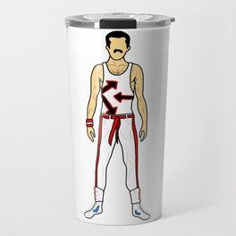 Freddie 12 Travel Mug