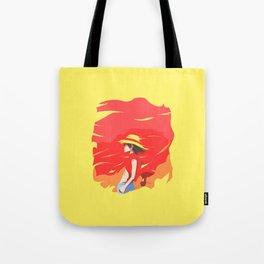 Monkey D Luffy Tote Bag