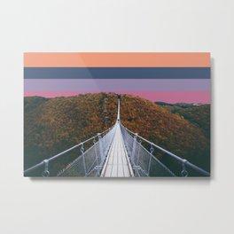 Colorscape II Metal Print