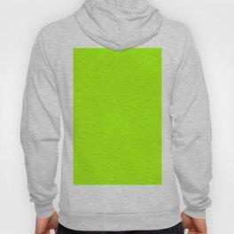 Trendy modern lime green neon color Hoody