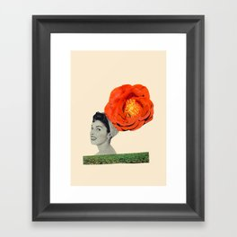 clarice Framed Art Print