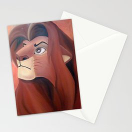 Simba Stationery Cards