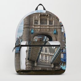 Busy Tower Bridge Backpack