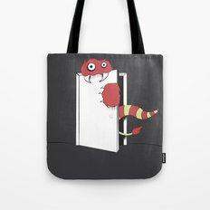 Closet Monster Tote Bag