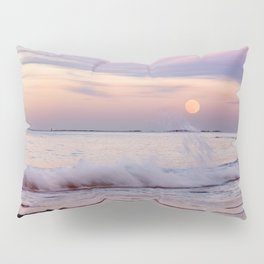 Reaching for the moon Pillow Sham