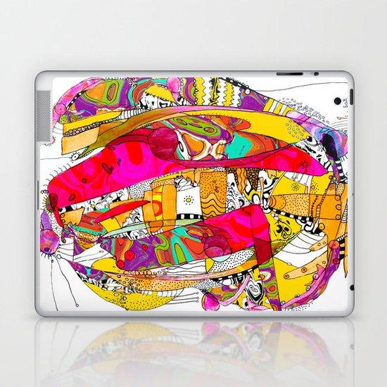 Over the Moon Laptop & iPad Skin