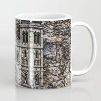 castle Mugs featuring Castle by Design Windmill