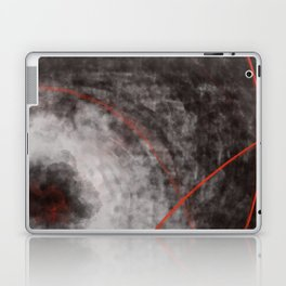I should have read between the lines- abstract expressive art Laptop & iPad Skin