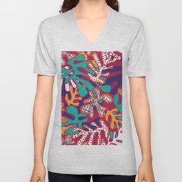 Matisse Pattern 009 Unisex V-Neck