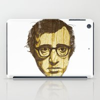 woody iPad Cases featuring Woody by Ross Zietz