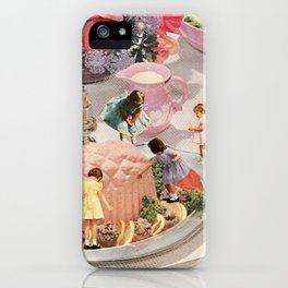 Mystery Meat iPhone Case