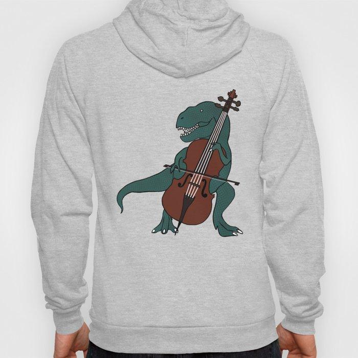 T-Rex Double Bass Hoody