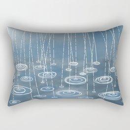 Another Rainy Day Rectangular Pillow