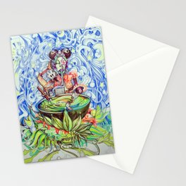 """Childhood Carnivore"" Stationery Cards"