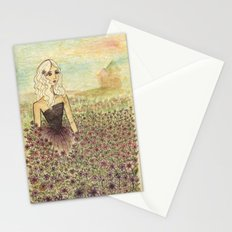 Seclusion Stationery Cards