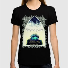 Final Fantasy VII - Sleeping Forest Tourism Tee T-shirt