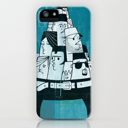 Allfitinone iPhone Case