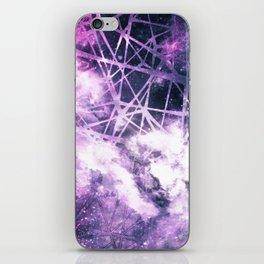 ε Purple Aquarii iPhone Skin