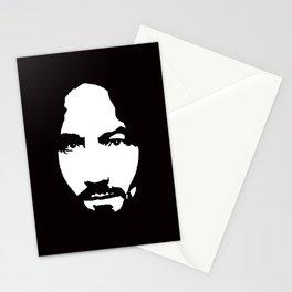 Charles Manson Stationery Cards