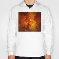 big bang Hoodies featuring big bang by siloto