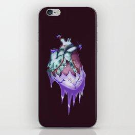 Frozen Heart iPhone Skin
