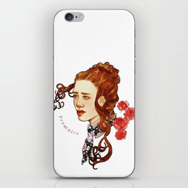 Prouvaire  iPhone Skin