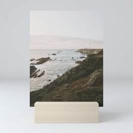 Pacific Highway Lighthouse Mini Art Print