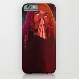 Playboi Carti rapper iPhone Case