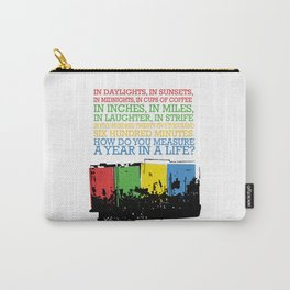 seasons of love Carry-All Pouch