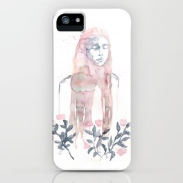Longing For iPhone Case