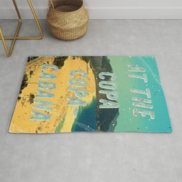 At the Copa Copacabana #1 – A Hell Songbook Edition Rug