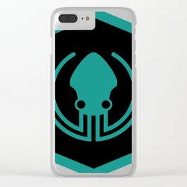 gitkraken developer github occult sigil of the gateway octopus satanism programmer Clear iPhone Case