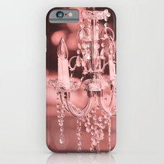 Pink Chandelier iPhone 6s Slim Case
