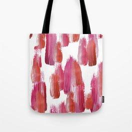 Pink Mood Tote Bag
