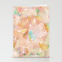 diamonds Stationery Cards featuring Diamonds by Zeke Tucker