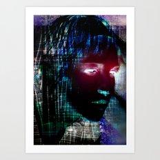 The Light Within - Olivia Art Print