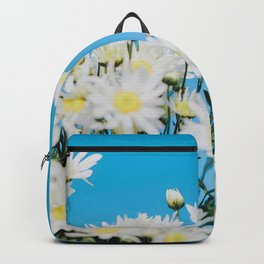 Daisy flower, beautiful view, daisy hill, View Poster, Canavas Print, Wall Hanging Backpack
