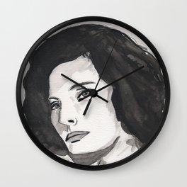 Amália Rodrigues Wall Clock