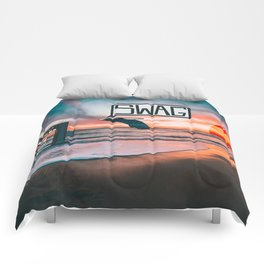 Swag Whale Comforters